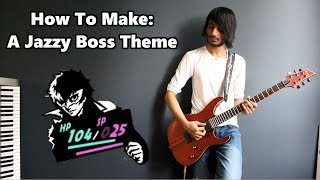 How To: Make a Jazzy Boss Battle Theme in 5 Minutes || Shady Cicada