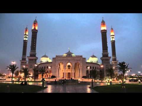 Download Saleh Mosque at sunset Mp4 baru