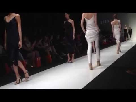 Singapore Fashion Week - Dion Lee