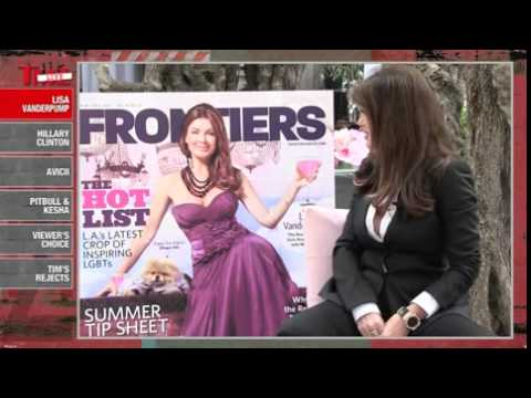Lisa Vanderpump Sets The Record Straight on TMZ Live