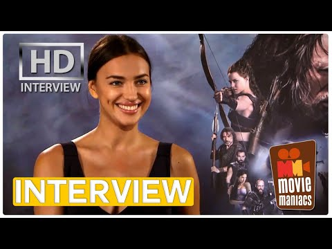 Was Irina Shayk's boyfriend Ronaldo jealous of The Rock? | Hercules Interview
