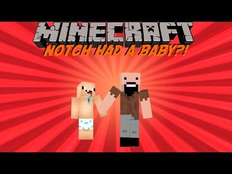 If Notch Had a Baby Minecraft