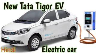 Newly launch Tata tigor EV electric car,#GSPtech, #hindi