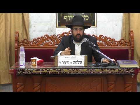 הרב מאיר אליהו פרשת במדבר תשעח מידת הענווה