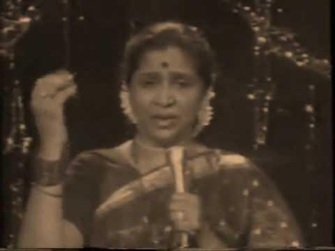YUN SAJA CHAND - ASHA BHOSLE LIVE