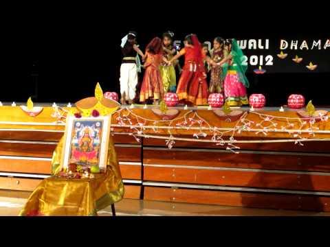 Devon Diwali Dhamaka 2012 - Nrithamadu Krishna video