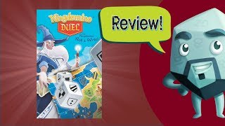 Kingdomino Duel Review - with Zee Garcia