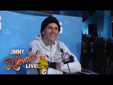 Guillermo at Super Bowl Opening Night 2018