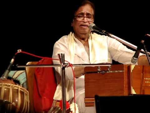 Hridaynath Mangeshkar sings Sunya sunya maifilit majhya