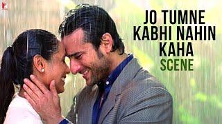 Scene: Hum Tum | Jo Tumne Kabhi Nahin Kaha | Saif Ali Khan | Rani Mukerji