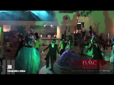 Vals Carnaval futurista   isaac Mercado Coreografia