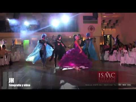 Vals Carnaval isaac Mercado Coreografia