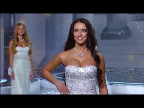 Мисс Россия 2017: Выход в вечерних платьях - Miss Russia 2017: Evening Gowns