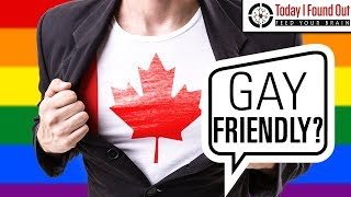 "That Time Canada Tried to Make a Literal ""Gaydar"""
