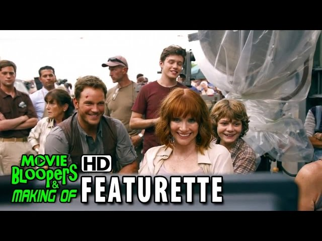 Jurassic World (2015) Featurette - Welcome to Jurassic World