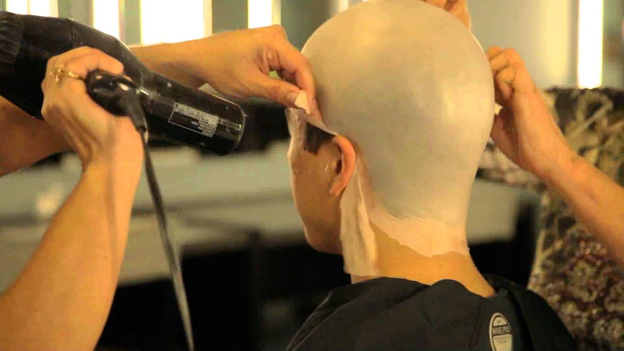 Bald Cap Snap Tutorial