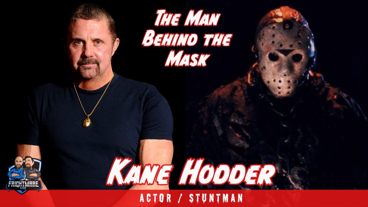 Kane Hodder Interview - Frightmare HQ Episode 7