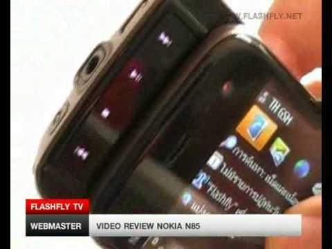 Review Nokia N85 by Flashfly