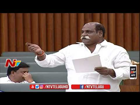 MLA Ramakrishna Babu Speaks About Andhra University Employees Recruitment Issue