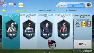 Fifa 15 New Season-Pack Opening #23/ 4 Green Card