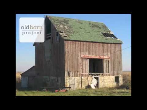 How 3 year old Kickstarter is helping to save a 100 year old barn.