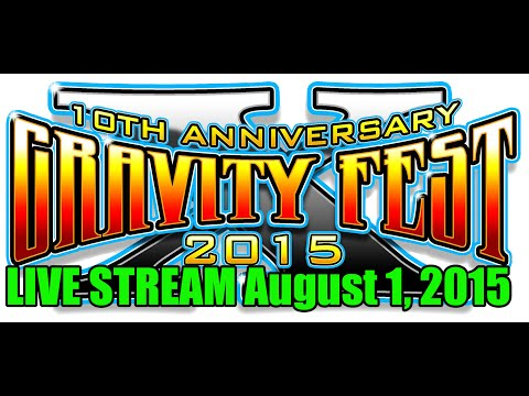 Gravity Fest LIVE  Day 2