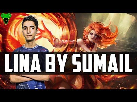 Lina by SumaiL. Учимся играть на метовой лине как Сумаил.