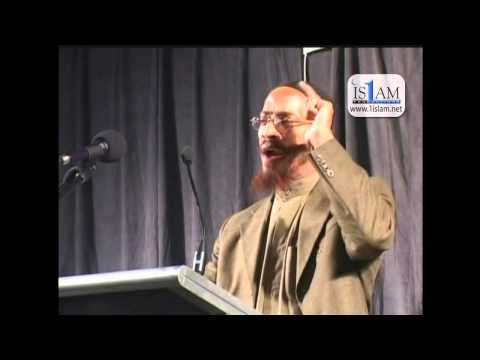 Khalid Yasin - The Historical Jesus  (part 1 Of 3) | Hd video