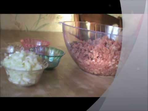 Как приготовить пирожки с мясом - видео