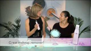 How to Use Sheer Cover with Leeza Gibbons - Perfect Application in 3 Minutes!