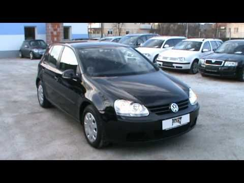 2005 VW Golf Champion 1.9 TDI Review,Start Up, Engine, and In Depth Tour