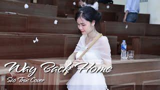 숀 (SHAUN) - Way Back Home | Cover Sáo Trúc Ngọc Diễm (Nhạc EDM)