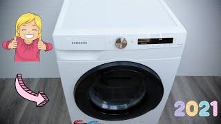 01. New SAMSUNG Washing Machine  AI AddWash WW85T554DAW Review Demo 2021