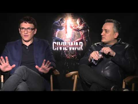 Captain America: Civil War Interview - Joe and Anthony Russo