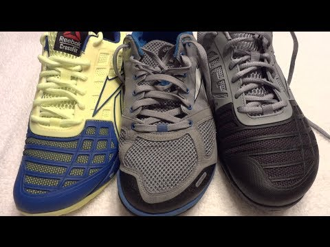 REEBOK CrossFit Nano 2.0 vs Nano 3.0 detailed comparison