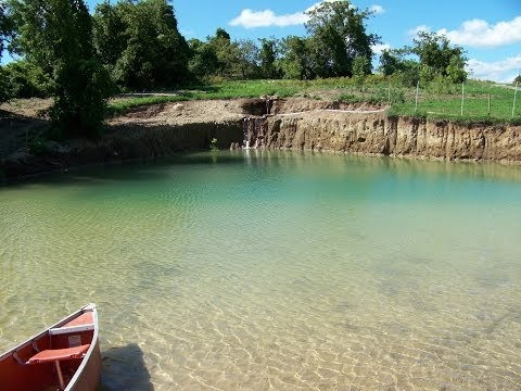1. Building A Private Beach - Natural Swimming Pool Pond DIY on pool budget June12