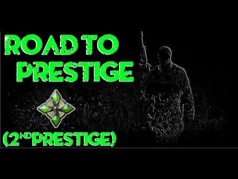 MW3: Road To Prestige (2nd Prestige)