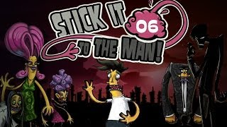 Stick It To The Man #006 - Kassenpatienten helfen trotz Zwangsjacke [deutsch][720p]