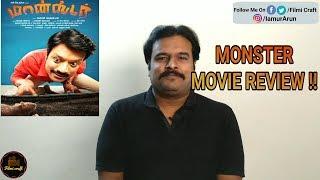 Monster Review by Filmi craft | Nelson Venkatesan | S.J.Surya | Priya Bhavani Shankar