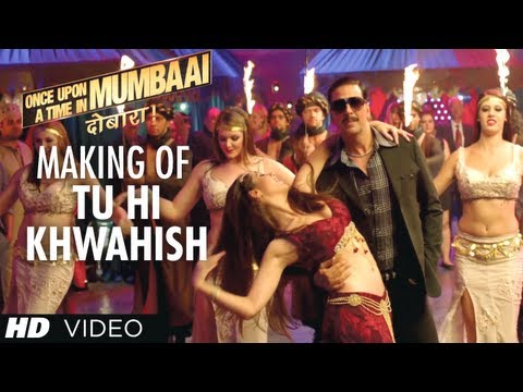 Tu Hi Khwahish Song Making Once Upon A Time In Mumbaai Dobaara | Akshay Kumar, Imran, Sonakshi video