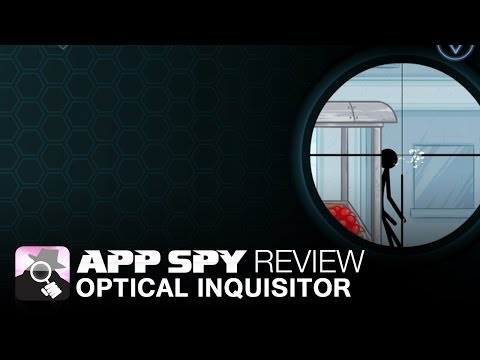 Optical Inquisitor iOS iPhone / iPad Gameplay Review - AppSpy.com