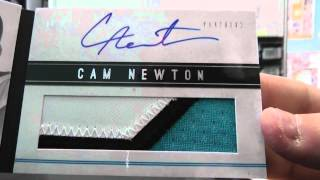 Mike P's 2012 Incpetion, 2011 Playbook & Prime Signatures Football 4 Box Break