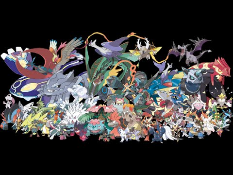 All Mega Evolutions In Pokemon Omega Ruby And Alpha