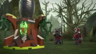 LEGO Ninjago: Vermillion Attack Set Animation!