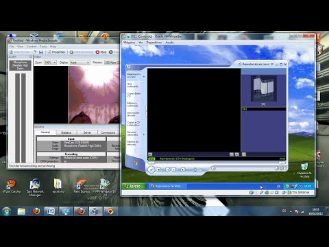 tutorial para utilizar windows media encoder.wmv