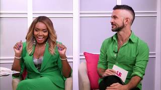Married to Medicine's Mariah Huq helps Us break down the week's top stories