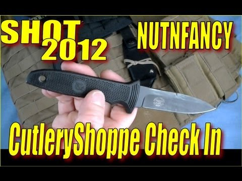 NUTNFANCY SHOT 2012: Cutlery Shoppe and ZDP-189 Story
