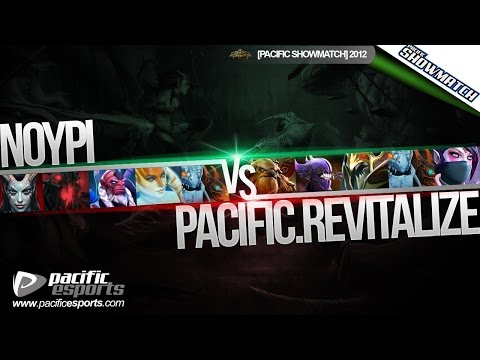 [Pacific Showmatch] Noypi vs Pacific.Revitalize