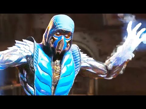 INJUSTICE 2 SUB ZERO Gameplay PS4/Xbox One