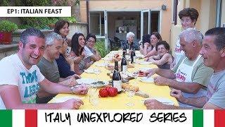 ITALY UNEXPLORED - Italian Food Feast, Pescara & Chieti | Abruzzo Travel Documentary